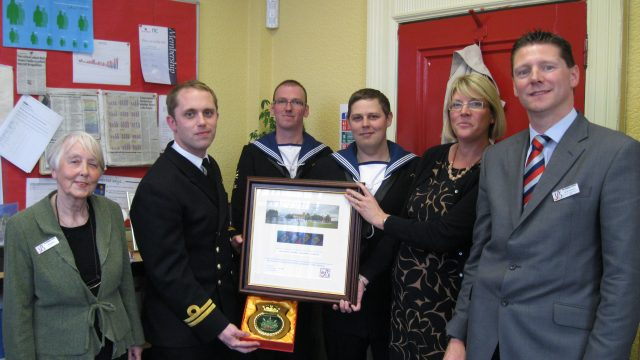 HMS Ambush Award 2